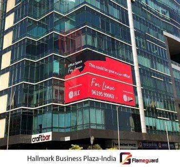 Hallmark Business Plaza-India