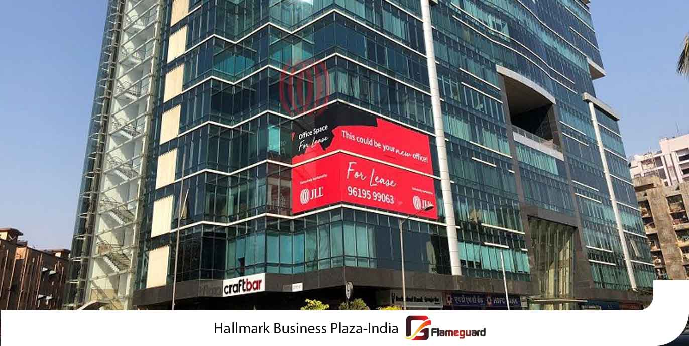 Hallmark Business Plaza-India