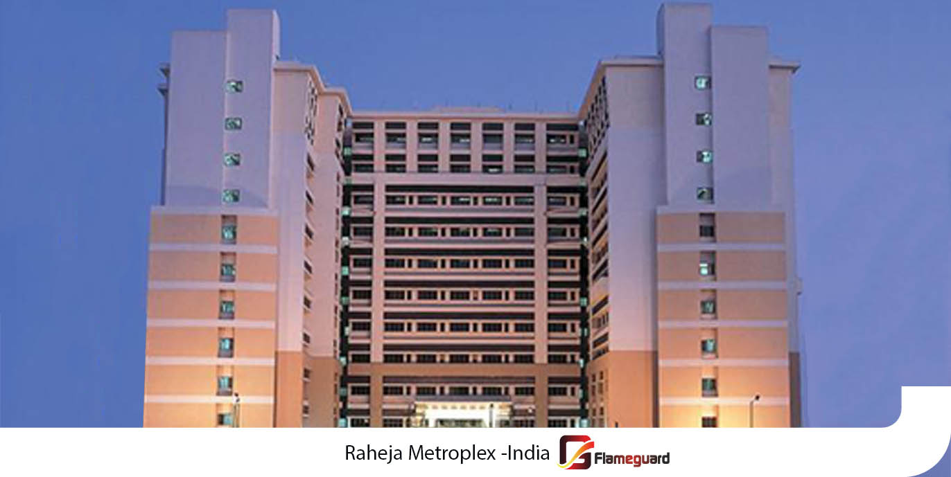 Raheja Metroplex -India
