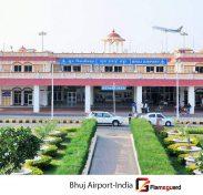 Bhuj Airport-India