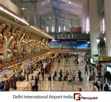 Delhi International Airport-India