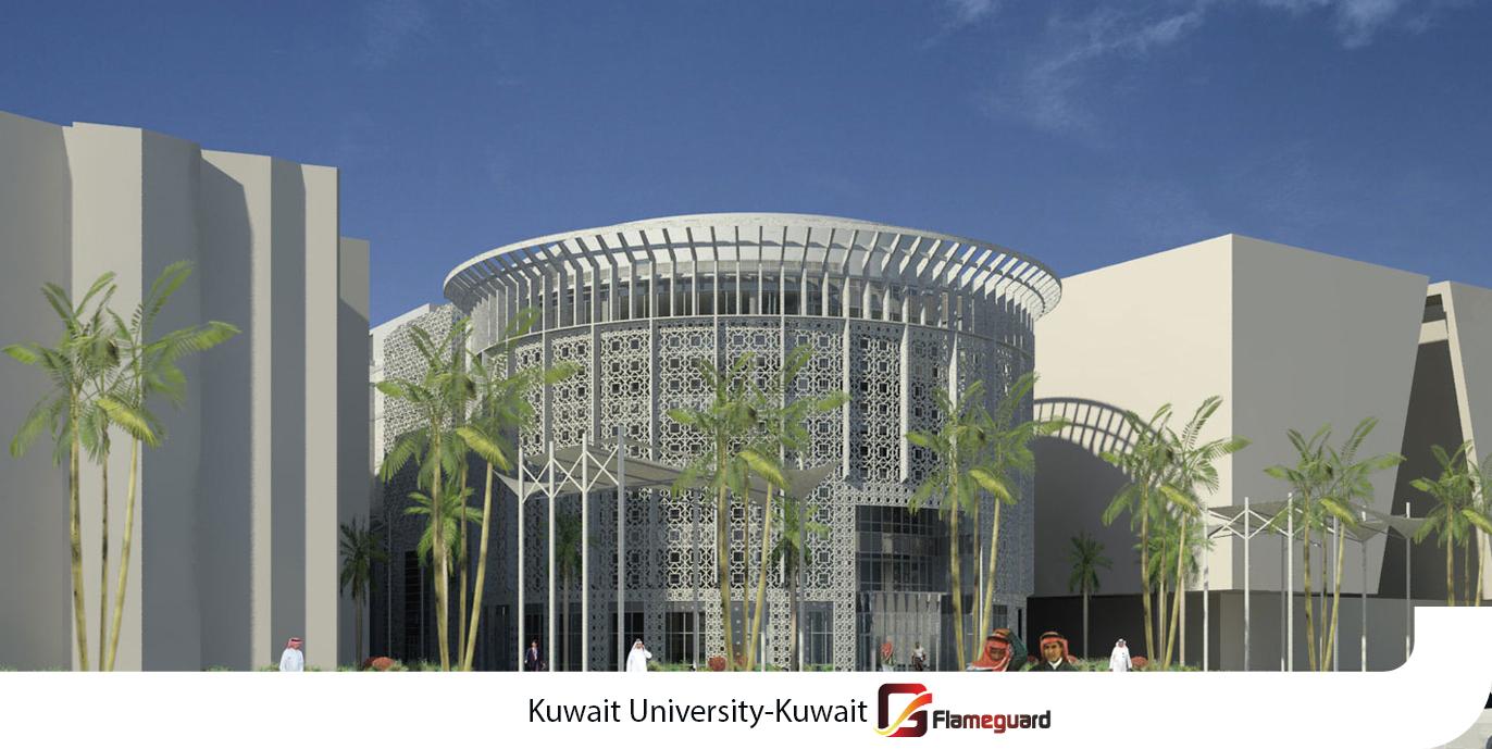 Kuwait University-Kuwait
