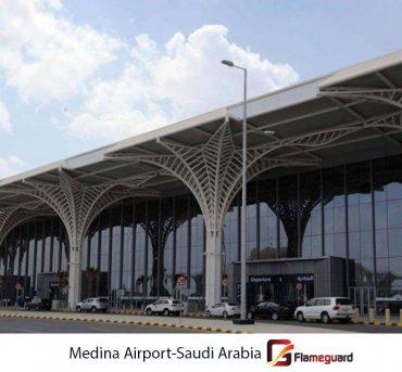 Medina Airport-Saudi Arabia