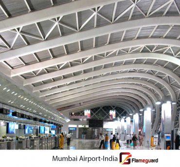 Mumbai Airport-India