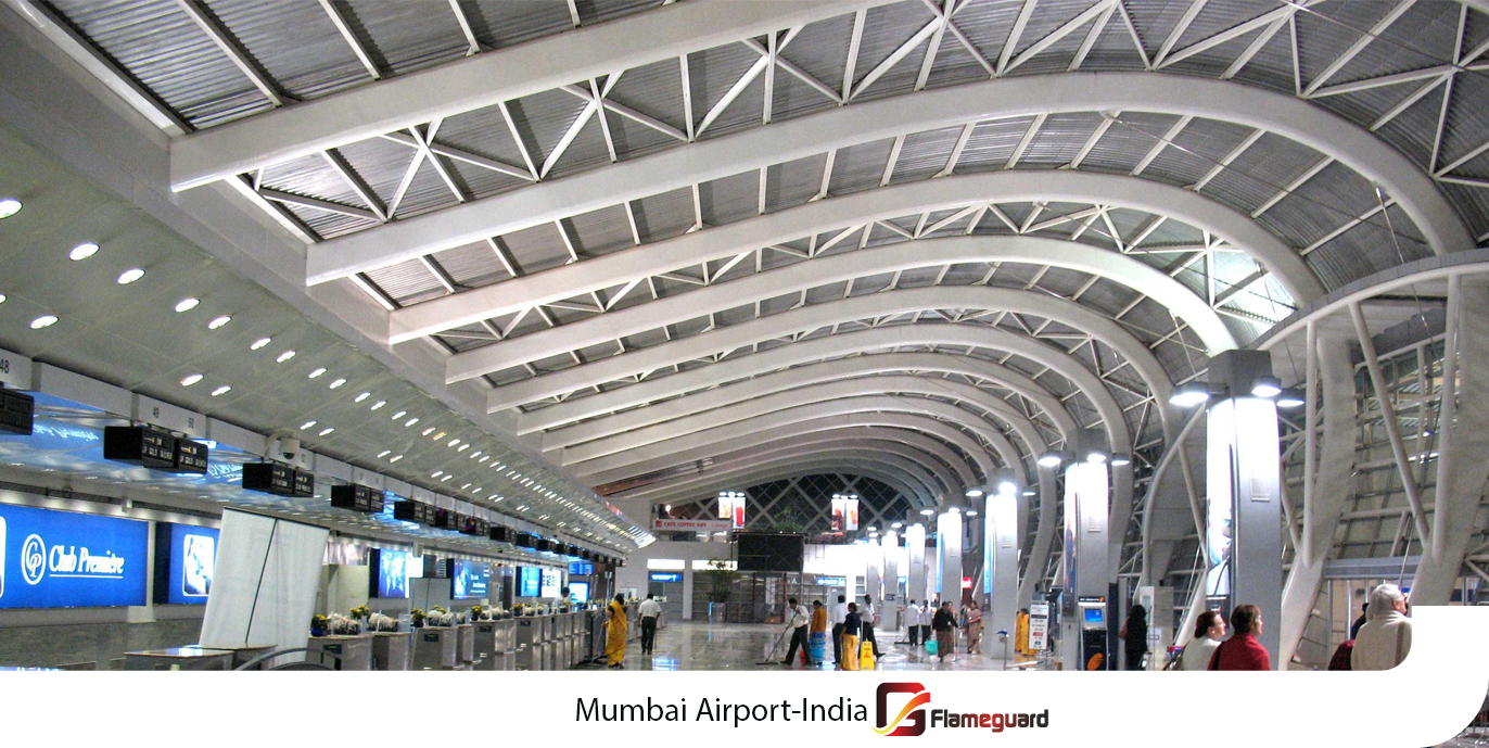 Mumbai Airport-India