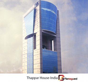 Thappar House-India