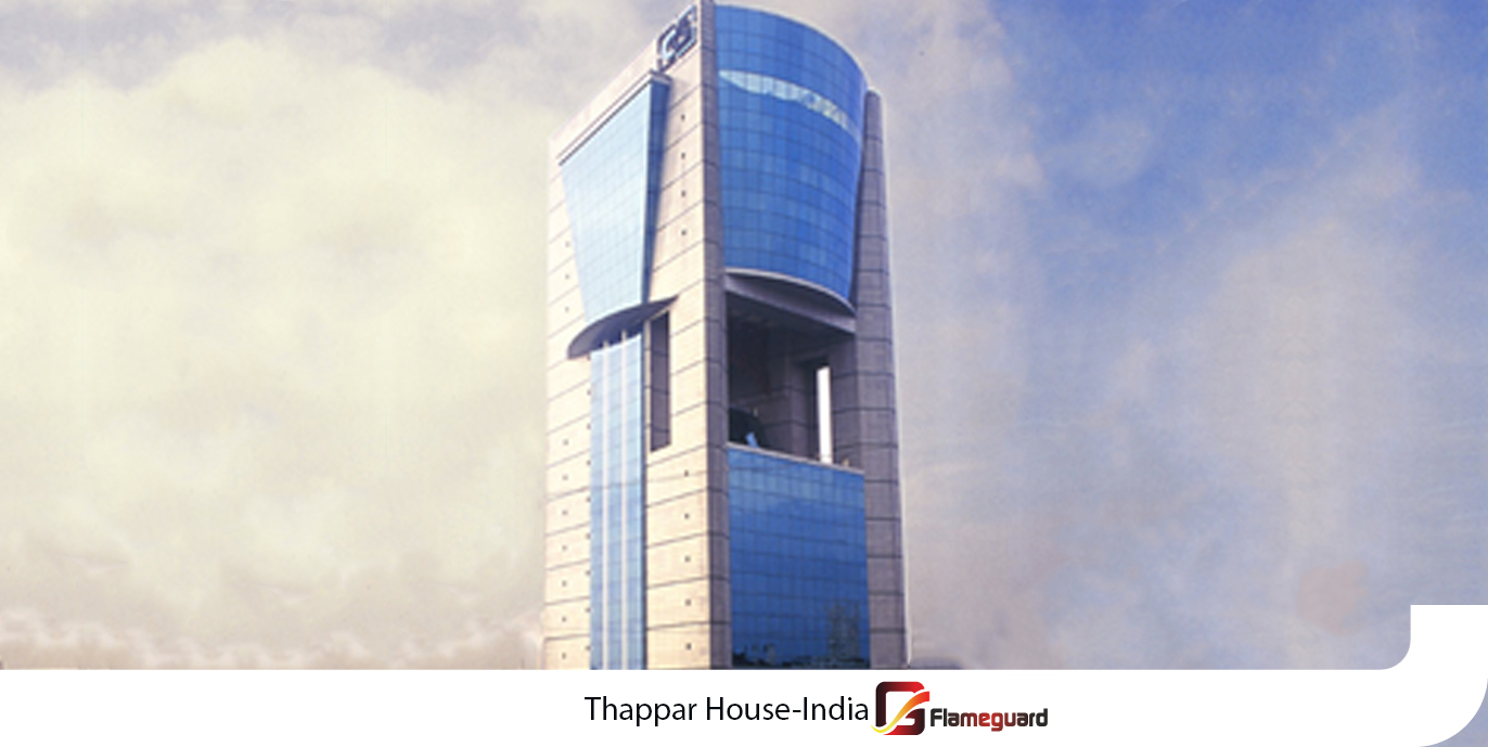 Thappar House-India