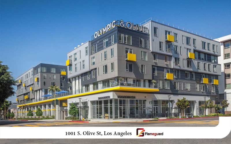 1001 S. Olive St,Los Angeles