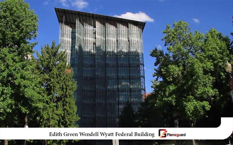 Edith Green Wendell Wyatt Federal Building