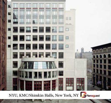NYU, KMC,Shimkin Halls, New York, NY