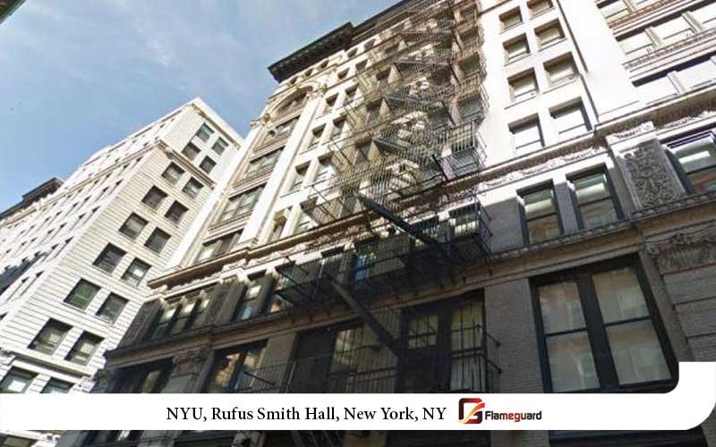 NYU, Rufus Smith Hall, New York, NY