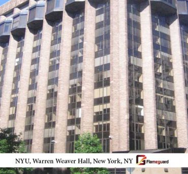 NYU, Warren Weaver Hall, New York, NY