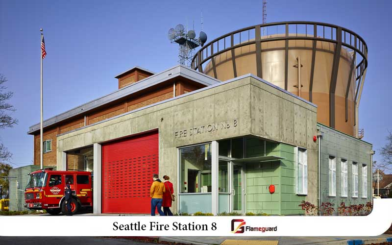 Seattle Fire Station 8