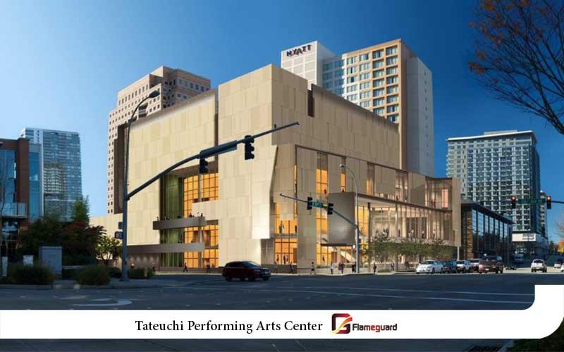 Tateuchi Performing Arts Center