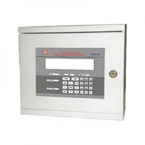 Fire Alarm Repeater Touch Panel (HMI) IQ 500-RP Series