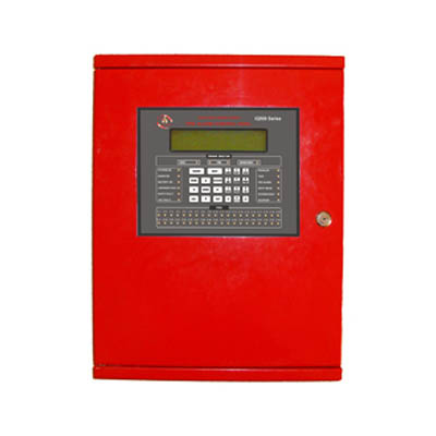 Fire Alarm Touch Panel (HMI) IQ 500 Series