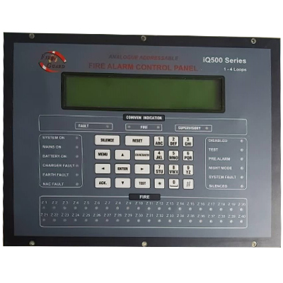 Fire Alarm Touch Panel Spare Part (Display-2)
