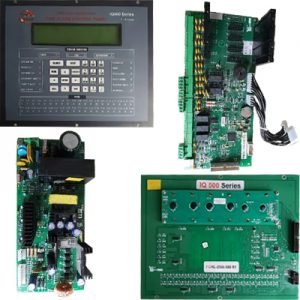 Fire Alarm Touch Panel Spare Part (MB,PS,Display)